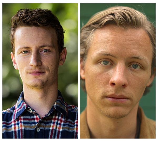 Edgar Kunz & Anders Carlson-Wee
